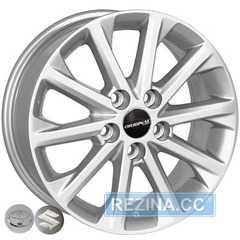 Купить Легковой диск REPLICA SUZUKI BK581 S R16 W6.5 PCD5x114.3 ET40 DIA60.1
