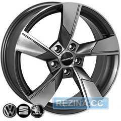 Легковой диск REPLICA SEAT SK522 GMF - rezina.cc