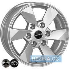 Купить Легковой диск ZW 7756 SL R16 W7 PCD6x139.7 ET38 DIA67.1