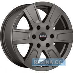 Купить Легковой диск DISLA Cyclone 722 GM R17 W7.5 PCD6x139.7 ET30 DIA106.2