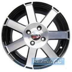 Купить DISLA HORNET 601 BD R16 W7 PCD4x114.3 ET38 DIA67.1