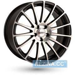 Купить DISLA Turismo 820 BDM R18 W8 PCD5x114.3 ET40 DIA67.1