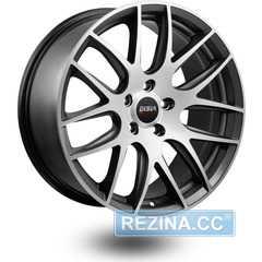 Купить Легковой диск DISLA Munich 816 BDM R18 W8 PCD5x120 ET20 DIA74.1