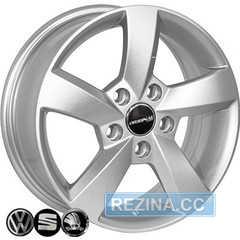 Легковой диск REPLICA VOLKSWAGEN FR583 S - rezina.cc