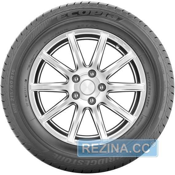 Летняя шина BRIDGESTONE Ecopia EP300 - rezina.cc