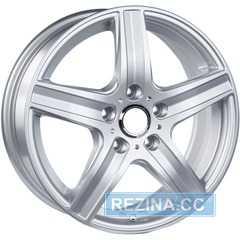 Купить Легковой диск REPLICA JT-1702 S R17 W7 PCD5x100 ET50 DIA56.1