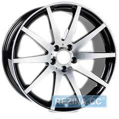 Купить Легковой диск REPLICA A-789 BF R19 W9.5 PCD5x112 ET35 DIA66.6