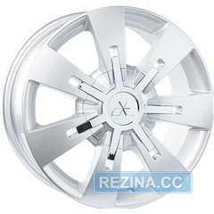 Легковой диск REPLICA A-R582 S - rezina.cc