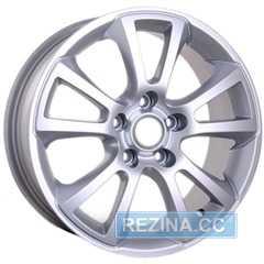 Купить Легковой диск REPLICA A-F1113 HB R16 W6.5 PCD5x110 ET37 DIA65.1