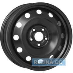 Купить Легковой диск KFZ 8266 Black R17 W7 PCD5x114.3 ET48.5 DIA67.1