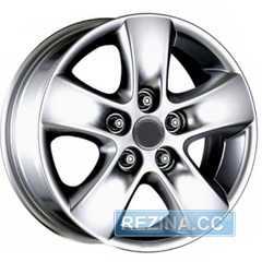 Купить Легковой диск REPLICA JT-1036 HB R15 W6.5 PCD5x118 ET45 DIA71.1