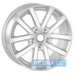 Купить Легковой диск REPLICA JT-1221 S R16 W7 PCD5x112 ET40 DIA57.1