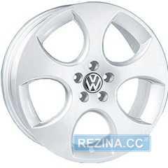 Купить Легковой диск REPLICA A-R163 S R17 W7 PCD5x112 ET45 DIA57.1