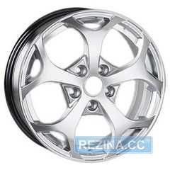 Купить Легковой диск REPLICA JT-1261 HS R16 W6.5 PCD5x105 ET36 DIA56.6
