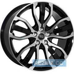 Купить Легковой диск REPLICA LAND ROVER TL1333 BMF R21 W9.5 PCD5x120 ET45 DIA72.6