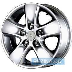 Купить Легковой диск REPLICA J-1036 S R16 W6.5 PCD5x130 ET45 DIA84.1