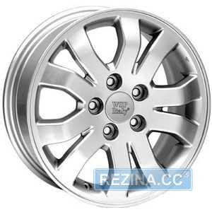 Купить Легковой диск WSP ITALY W2402 CETARA SILVER R16 W6.5 PCD5x114.3 ET50 DIA64.1
