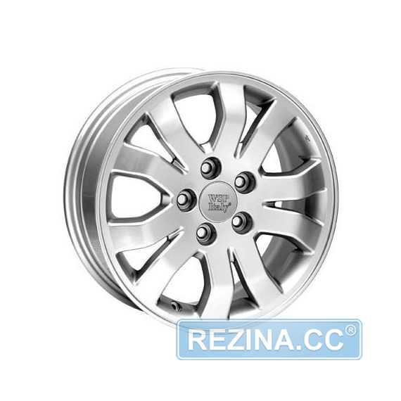 Легковой диск WSP ITALY W2402 CETARA SILVER - rezina.cc
