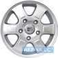 Купить Легковой диск WSP ITALY W776 RHINO SILVER R15 W6 PCD5x130 ET60 DIA84.1