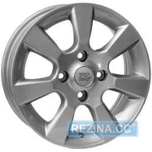 Купить WSP ITALY TIIDA W1852 (SILVER - Серебро) R15 W5.5 PCD4x100 ET40 DIA60.1