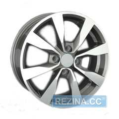 Купить Легковой диск REPLAY GN86 GMF R15 W6 PCD4x100 ET39 DIA56.6