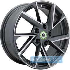 Купить Легковой диск REPLICA LegeArtis SK9-S GMF R16 W6.5 PCD5x112 ET46 DIA57.1
