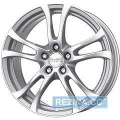 Купить ANZIO Turn Polar Silver R16 W6.5 PCD5x100 ET38 DIA57.1
