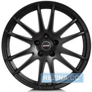 Купить Легковой диск ALUTEC MONSTR Racing Black R18 W7.5 PCD5x100 ET40 DIA63.3