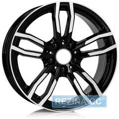 Легковой диск ALUTEC Drive Diamant Black Front Polished - rezina.cc