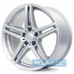 Легковой диск RIAL M10 Polar Silver - rezina.cc
