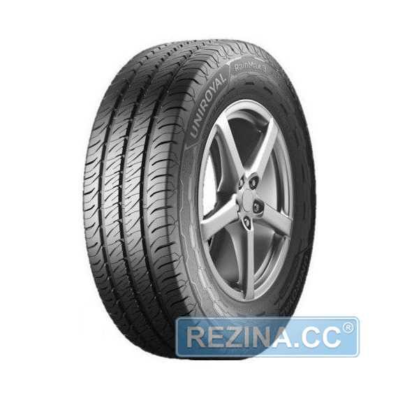 Летняя шина UNIROYAL RainMax 3 - rezina.cc
