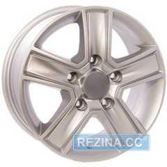 Легковой диск REPLICA Mercedes BK473 S - rezina.cc