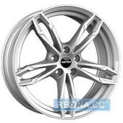 Купить Легковой диск GMP Italia DEA SIL R20 W8.5 PCD5x120 ET35 DIA72.6