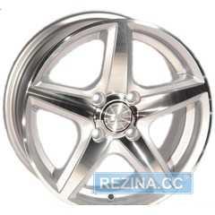 Купить Легковой диск ZW D244 SP R15 W6.5 PCD5x112 ET35 DIA66.6