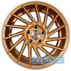 Купить Легковой диск VOSSEN CVT-L MATT BRONZE R17 W7.5 PCD5x114.3 ET35 DIA73.1
