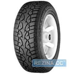 Купить Зимняя шина CONTINENTAL Conti4x4IceContact 265/60R18 110T (Шип)