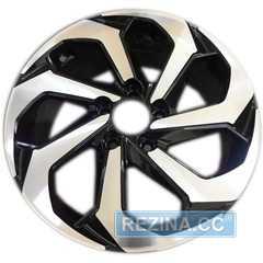 Легковой диск REPLICA H7005 BKF - rezina.cc