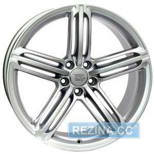 Купить WSP ITALY AUDI POMPEI AU60 SILVER W560 R18 W8 PCD5x112 ET46 DIA57.1