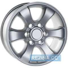 Купить Легковой диск REPLICA JH-0311 Silver R17 W7.5 PCD6x139.7 ET25 DIA106.2