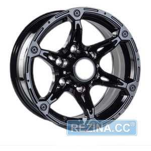 Купить Легковой диск JH 5821 Black R15 W7 PCD6x139.7 ET0 DIA106.1