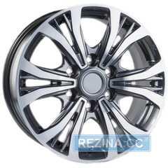 Купить Легковой диск REPLICA JH-1179 GMF R17 W7.5 PCD6x139.7 ET30 DIA106.1