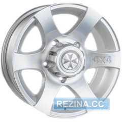 Купить Легковой диск JH L051 Silver R15 W6.5 PCD5x139.7 ET20 DIA98.6