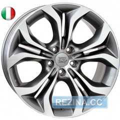 Купить WSP ITALY AURA W674 ANTHRACITE POLISHED R18 W8 PCD5x120 ET43 DIA74.1