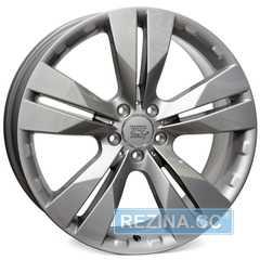 Купить WSP ITALY MERCEDES MANILA ME67 SILVER W767 R18 W8 PCD5x112 ET60 DIA66.6