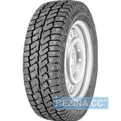 Купить Зимняя шина CONTINENTAL VancoIceContact 215/60R17C 109/107R (Под шип)