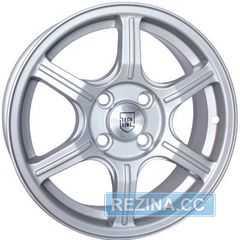 Купить Легковой диск TECHLINE 433 SL R14 W5.5 PCD4x100 ET38 DIA67.1