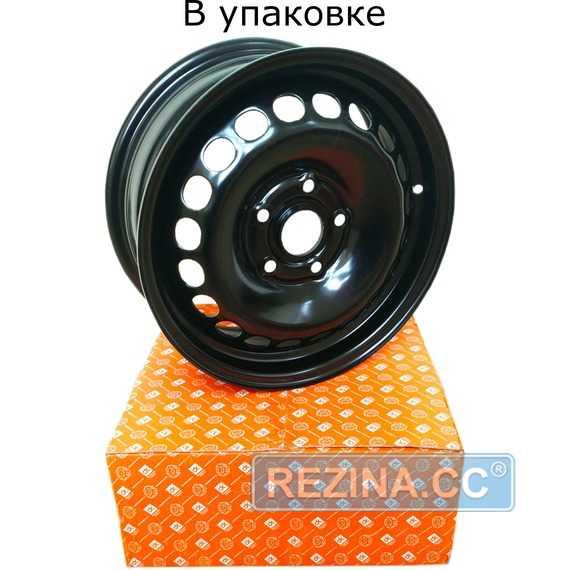 Купить Легковой диск ДОРОЖНАЯ КАРТА SKODA черный R16 W6.5 PCD5x112 ET50 DIA57.1