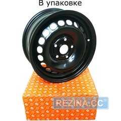 Купить Легковой диск ДОРОЖНАЯ КАРТА SKODA черный R15 W6 PCD5x112 ET43 DIA57.1