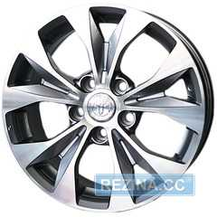 Купить Легковой диск REPLICA Toyota-SR CT5528 GMF R16 W6.5 PCD5x114.3 ET45 DIA67.1