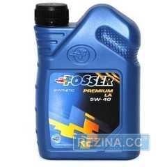 Моторное масло FOSSER Premium LA - rezina.cc
